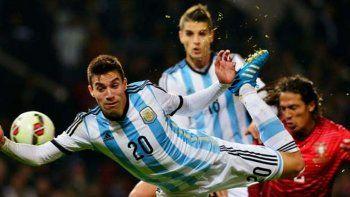 jugador argentino fue elegido entre los peores futbolistas del ano