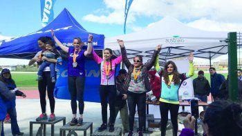 En distintos escenarios del país y de Chile los ciclistas de montaña de la región tuvieron una destacada actuación.
