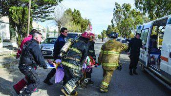 La Tona Aguilera se encuentra grave ante una recaída en su recuperación luego de haber sufrido quemaduras y asfixia el 23 de agosto pasado en el incendio de la alcaidía Policial.