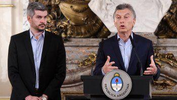 El presidente Mauricio Macri anunció que convocará a los gobernadores para avanzar en distintas reformas