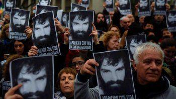 El juez rechazó un pedido del Gobierno para cambiar la carátula de desaparición forzada