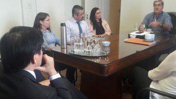 Miquelarena se reunió con los fiscales generales para interiorizarse de la tarea judicial en esta ciudad.