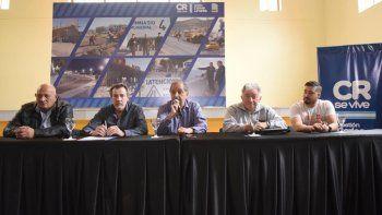 Abrieron la licitación para obras en Máximo Abásolo y Malvinas Argentinas