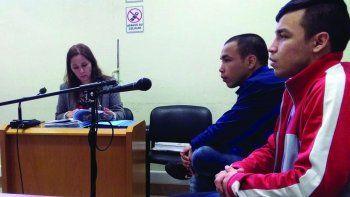 Reincidentes. En un juicio abreviado los hermanos Millapi se hicieron cargo de los robos por los que los investigaba la Fiscalía.