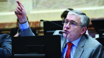 Mario Pais, senador nacional por Chubut.