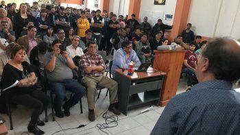 En el Consejo de Localidad del Partido Justicialista se realizó un acto en conmemoración de la muerte del expresidente Néstor Kirchner.