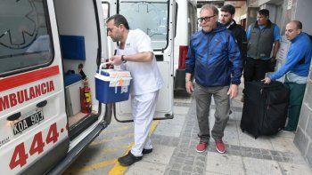 Exitoso operativo de traslado de órganos en Comodoro Rivadavia