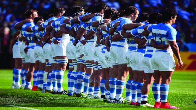 Calendario Mundial Rugby Japon 2019.La Seleccion Argentina De Rugby Debutara Ante Francia En El