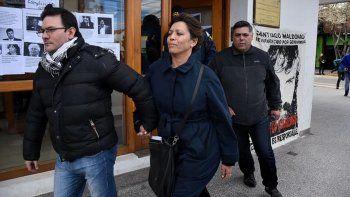 Habló la fiscal que tiene a cargo el caso Maldonado
