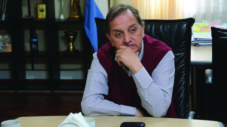 Linares reclama desde Comodoro otro estilo de gobierno.