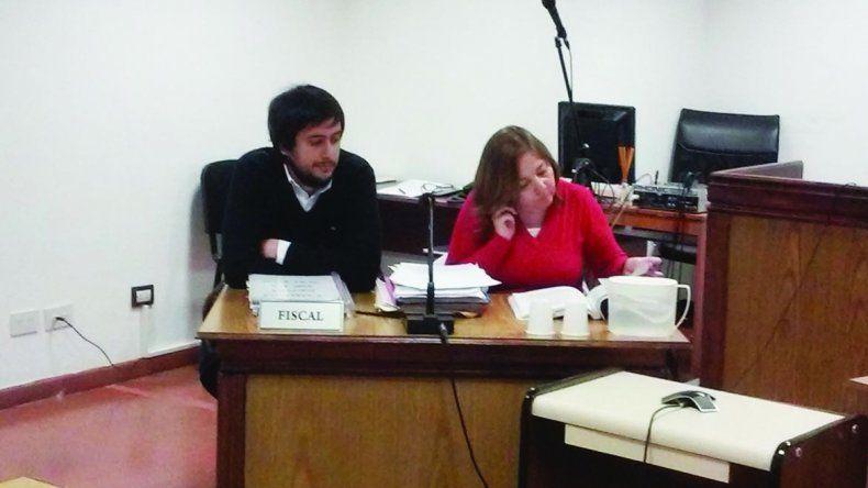 El caso está a cargo de la fiscal general Laura Castagno y el funcionario Ezequiel Castro.