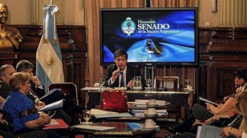 La Comisión de Presupuesto está presidida por Juan Manuel Abal Medina