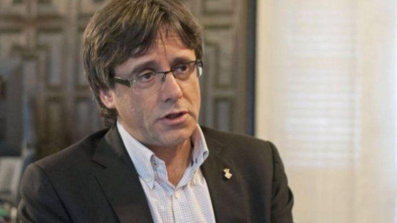 Puigdemont permanece detenido en Bélgica a la espera de la extradición