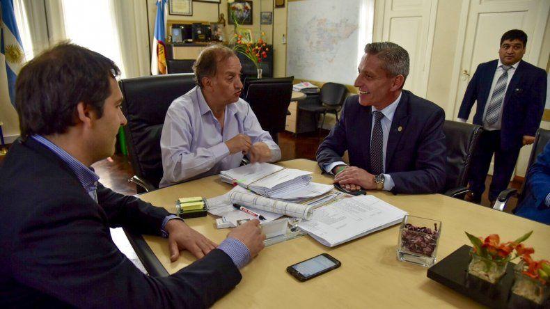 Arcioni recibirá a intendentes: haremos reuniones permanentes