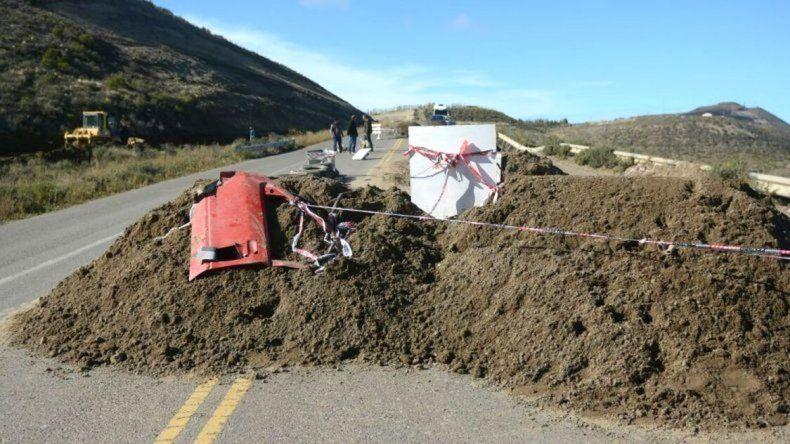 Interrumpirán el tránsito en el camino Roque González