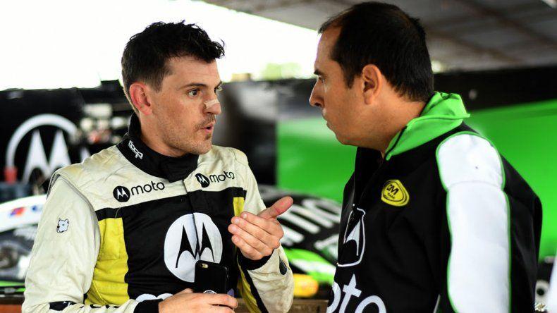 Luis José Di Palma espera con muchas expectativas la próxima fecha de la Top RaceV6 que se presentará en La Plata.