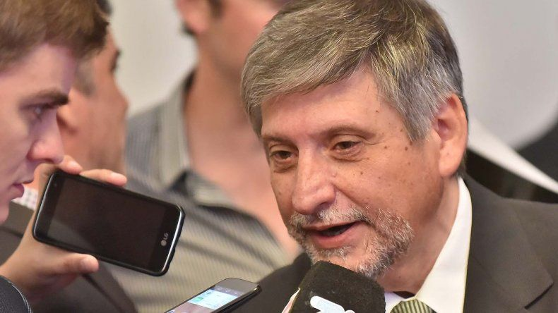 Sergio Mammarelli ya está en funciones. Será el ministro Coordinador de Gabinete del nuevo gobernador.