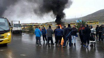 Petroleros se manifestaron en las rutas: esta lucha recién comienza
