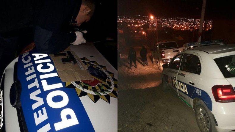 Un pitbull mordió a un policía durante una detención en el Moure