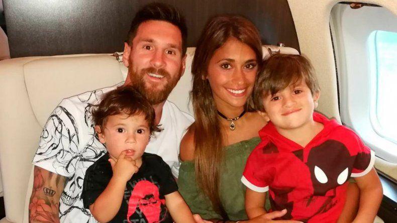 Lionel Messi: vamos por la nena