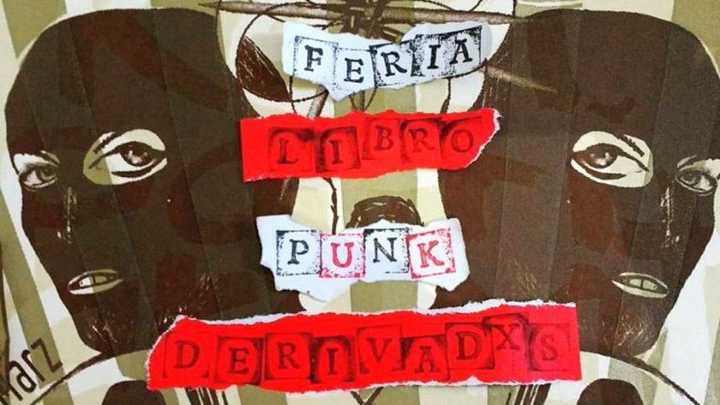 La primera Feria del Libro Punk de la Patagonia se realizará en Comodoro