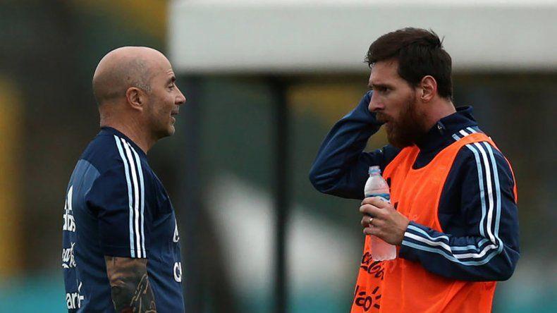 Lionel Messi: se dice que pongo jugadores y técnicos, y es mentira