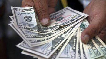 el dolar cayo nueve centavos a $ 20,52