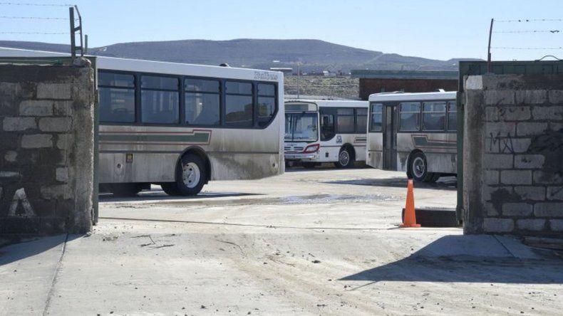 Sigue el paro de colectivos a pesar de que el municipio pidió que Trabajo intervenga