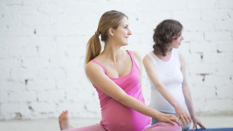 Yoga en el primer trimestre del embarazo
