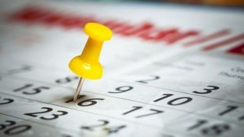 ¿En agosto habrá fin de semana largo?