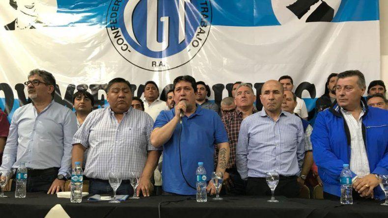 Con un importante acto, lanzaron el Movimiento de Trabajadores Patagónicos