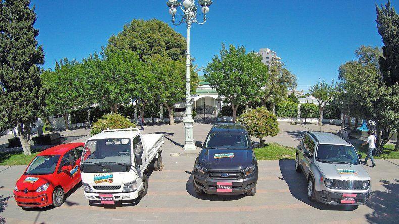 En la Casa de Gobierno presentaron ayer la nueva edición del Telebingo Super Extraordinario que pondrá en juego más de 12 millones de pesos en premios en Comodoro Rivadavia.