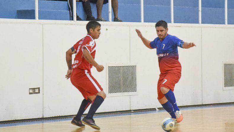 Esta tarde continuará jugándose el torneo Clausura de fútbol de salón de Comodoro Rivadavia con una interesante programación.