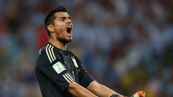chiquito romero tiene su propia promesa si argentina gana el mundial