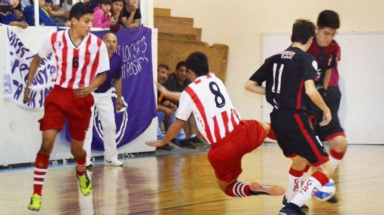 Comodoro Rivadavia perdió la final de 2016 precisamente ante Metropolitana