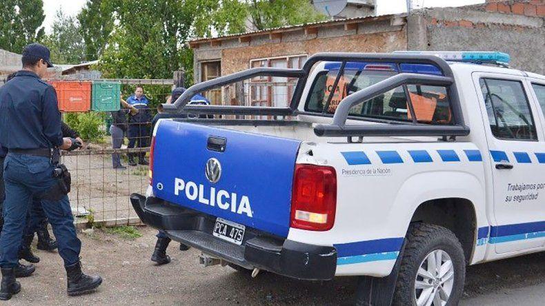 Dos de los allanamientos ordenados por la Justicia para esclarecer el crimen del trabajador municipal se realizaron en barrio Gaucho Rivero.