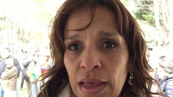 Verónica Heredia, abogada que representa a la familia de Santiago Maldonado.