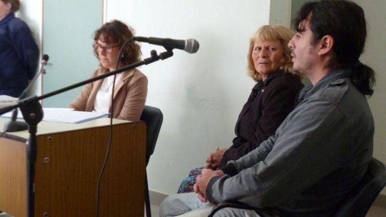 Trasladaron a la comisaría de Rada Tilly al presunto feminicida de Valeria Vivar