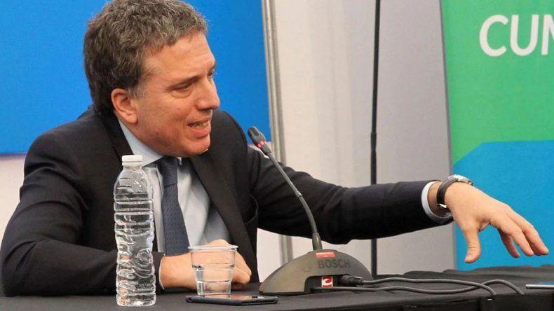 Dujovne: el esfuerzo por bajar la inflación no está dando los resultados esperados