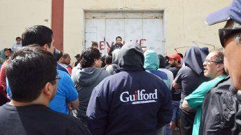 Mañana, en Buenos Aires, los representantes de los exoperarios de Guilford tendrán una reunión con autoridades de la ANSES.