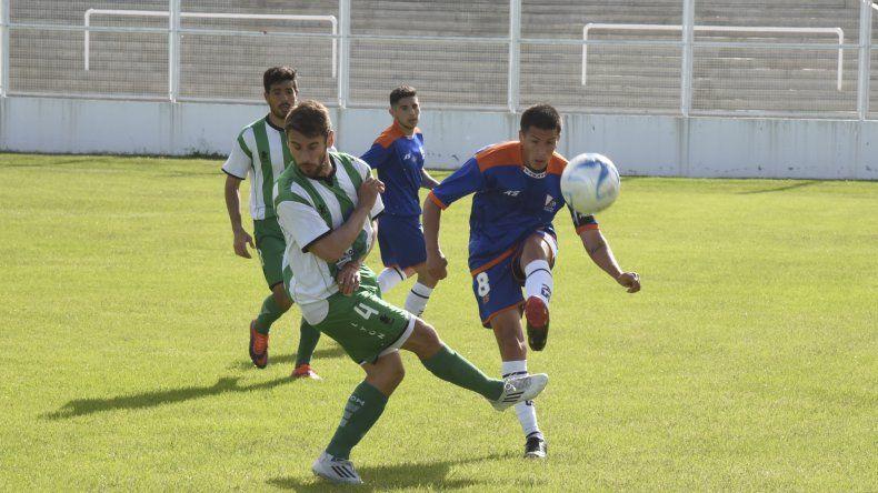 La CAI se quedó con el partido de ida de la segunda fase del torneo Federal B al vencer 2-1 a Boxing de Río Gallegos que venía sin derrotas.