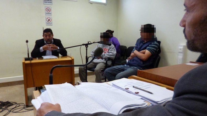 Audiencia de apertura de investigación por el homicidio de Víctor Chacana