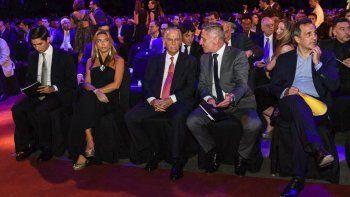 Arcioni en el aniversario  de PAE: siempre ha apostado al crecimiento
