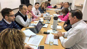 El secretario municipal de Desarrollo Humano, Marceo Rey, explicó el presupuesto que requiere esa cartera.