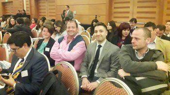 el concejo deliberante estuvo representado  en el congreso latinoamericano de ninez