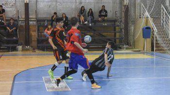 La Asociación Promocional de futsal disputó el último fin de semana una nueva fecha del torneo Clausura.