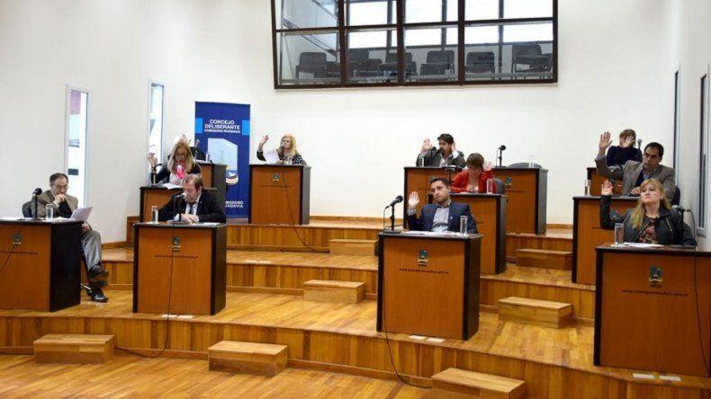 ¿Qué proyectos tratarán los concejales en la última sesión del año?