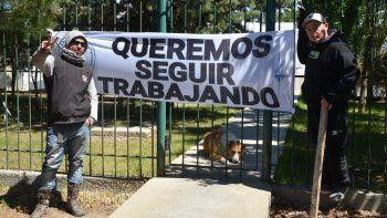 La base operativa de Sinopec en Cañadón Seco quedó ayer liberada de los piquetes que la sitiaron durante dos días.
