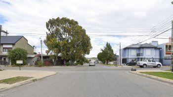 La zona del barrio Pueyrredón sacudida por la delincuencia. Los ladrones se llevaron de una vivienda un TV de 50 pulgadas.