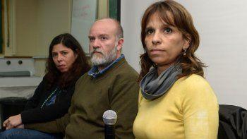 La representante legal de la familia Maldonado, Verónica Heredia, pidió que el médico que filtró las imágenes del cuerpo de Santiago Maldonado sea llamado a indagatoria.